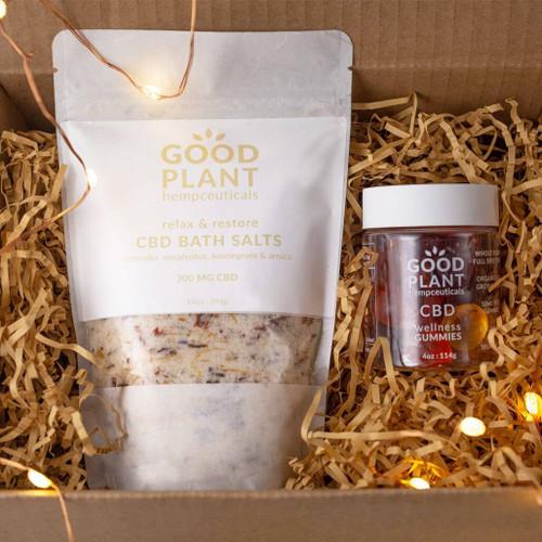 Good Plant Hemp Calming Duo Gift Set