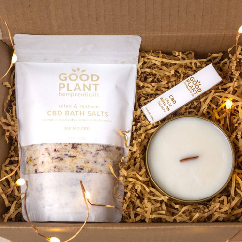 Good Plant Hemp Ultimate Relaxation Gift Set