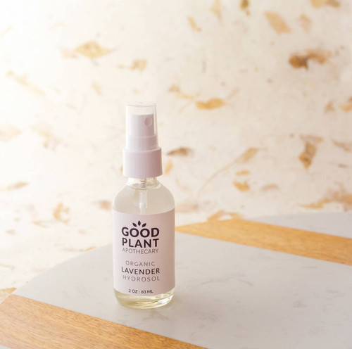 Good Plant Herbal Apothecary Hydrosol Organic Lavender
