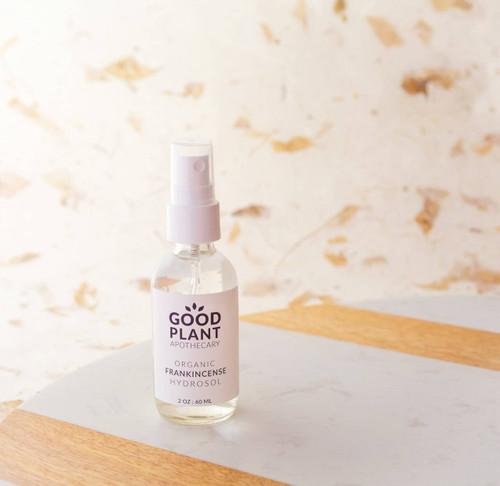 Good Plant Herbal Apothecary Hydrosol Organic Frankincense