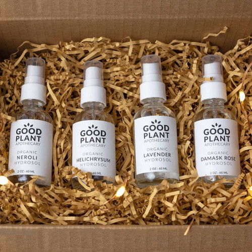 Good Plant Herbal Apothecary Floral Hydrosol Gift Set