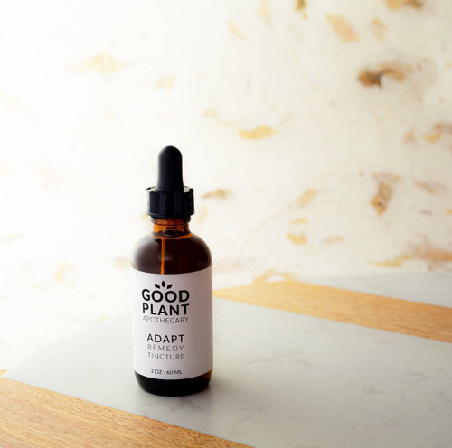 Good Plant Herbal Apothecary Tincture Adapt Remedy