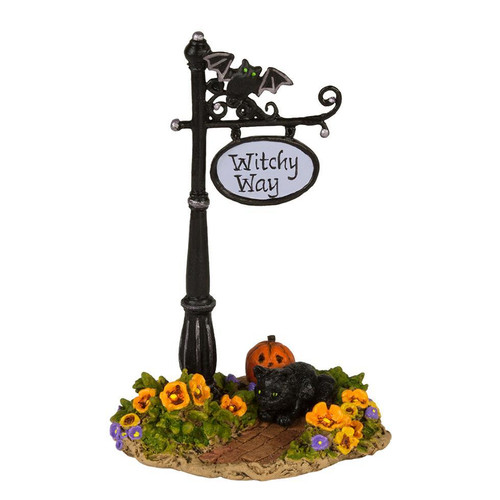 A-49a Witchy Way Sign - LIMITED