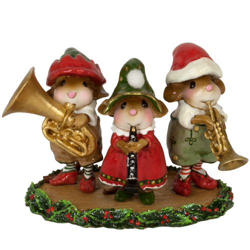 M-653 Oompah Band Elves