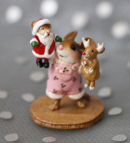 M-657a The Santa & Rudy Show (Girl)
