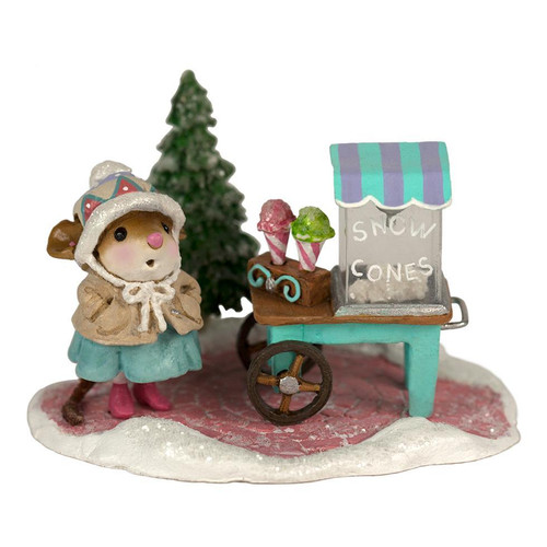 M-429a Sweet & Snowy - LIMITED