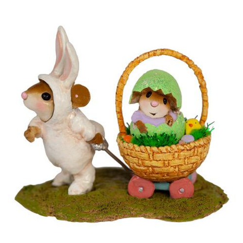 M-668 Easter Welcome Wagon