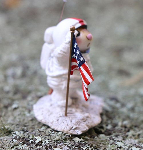 M-78a Moon Mouse Salute