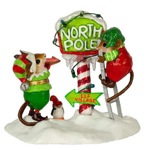 M-550a North Pole Elves - LIMITED