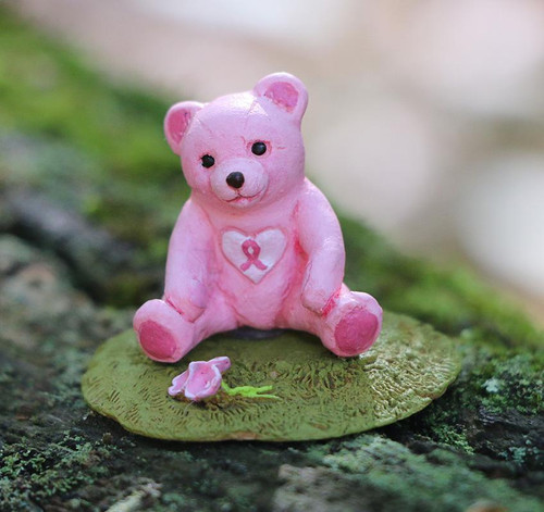A-59 Beary Pink Bear - LIMITED