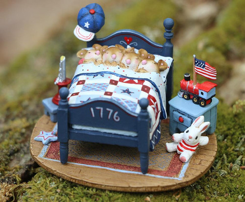 M-514a Star Spangled Snoozers - LIMITED