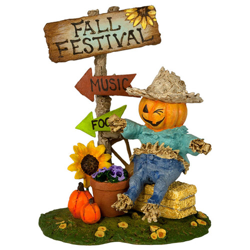 A-45 A Winking Welcome - Fall Festival - LIMITED