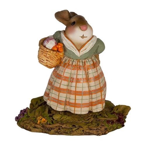 B-19  Mrs. Harvest Bunny - RETIRED