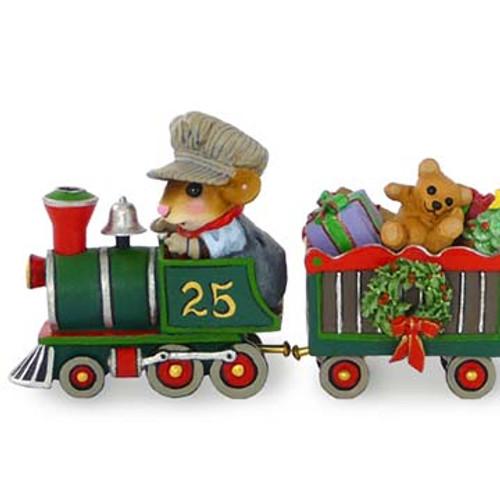 Christmas Train SET - M-453, M-453a