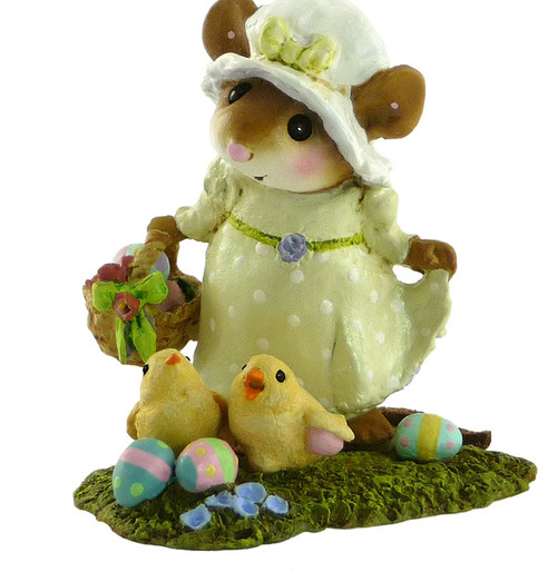 M-346b My Little Easter Basket - LIMITED