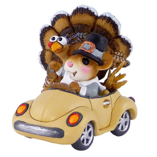 M-454d Honk for Thanksgiving!