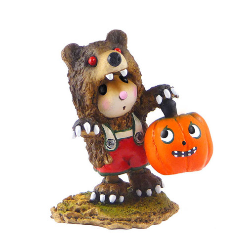 M-490 Little Mouse in Scary Bear! - RETIRED