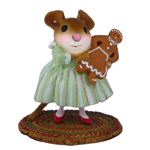 M-499 Gingerbread Girl