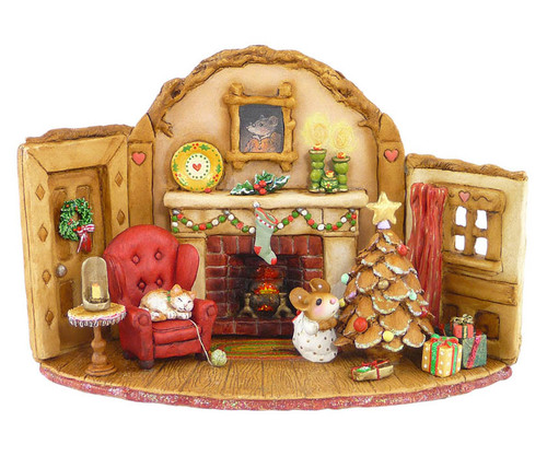 M-510 Home at Christmas - RETIRED