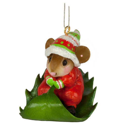 M-629a Holly Express Ornament - RETIRED