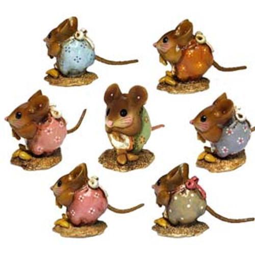 NM-1 Nibble Mouse! (set of 6)