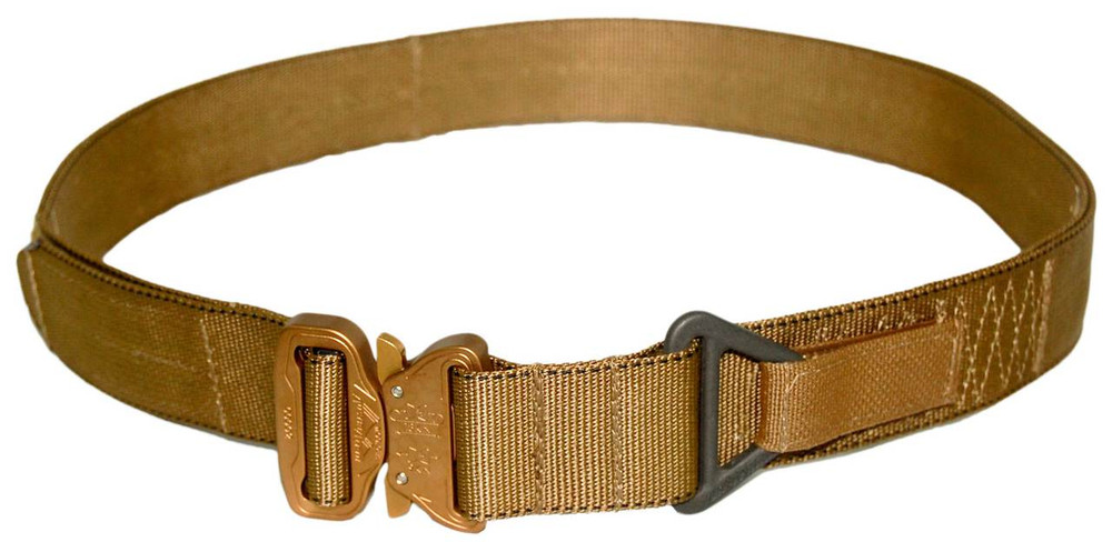 ATS Tactical Gear Legion Cobra Rigger Belt in Coyote Brown
