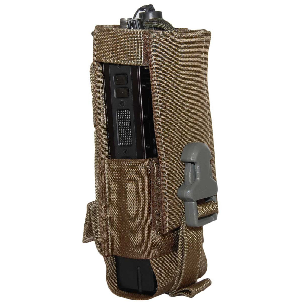 ATS Tactical Gear MBITR Radio Pouch in Ranger Green