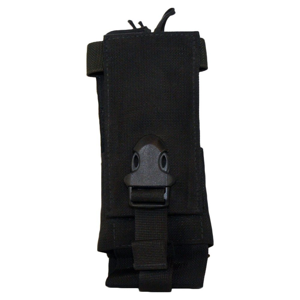ATS Tactical Gear MBITR Radio Pouch in Black