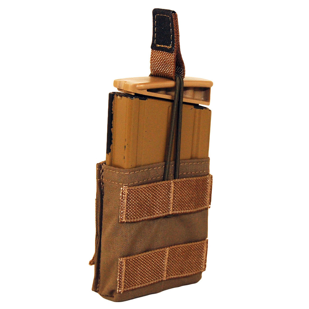 ATS Tactical Gear Single Shingle 7.62 in Coyote Brown