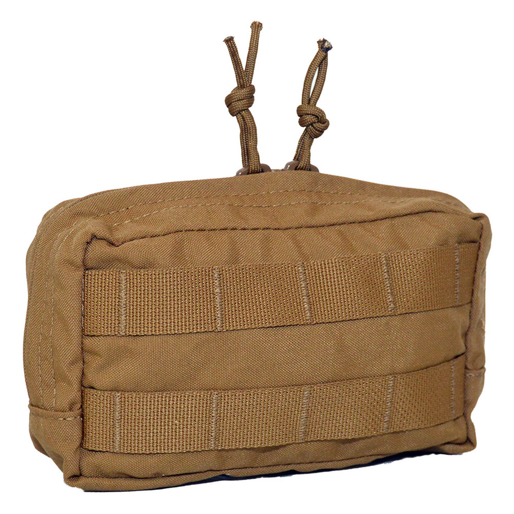 ATS Tactical Gear Small Utility Pouch in Coyote Brown