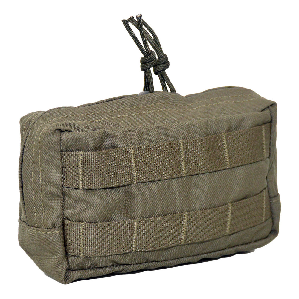 ATS Tactical Gear Small Utility Pouch in Ranger Green