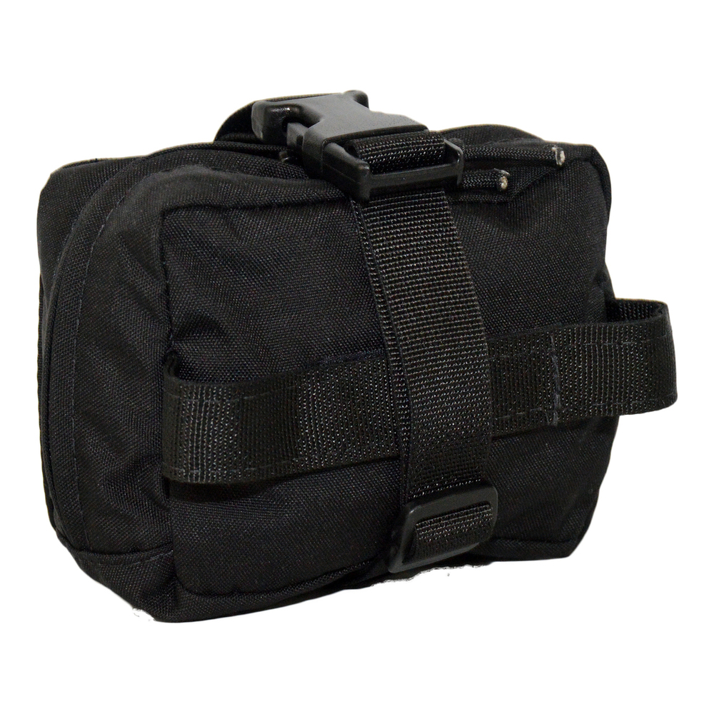ATS Tactical Gear SOF BLEEDER POUCH RIP AWAY in Black