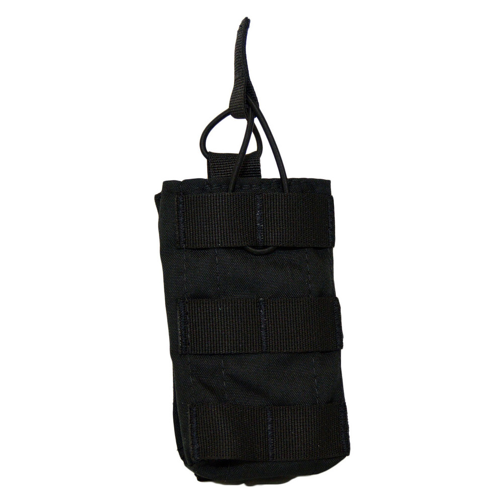 ATS Tactical Gear Tall-Single M4 Magazine Pouch in Black