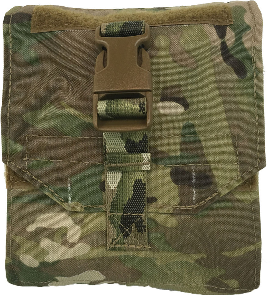 ATS Tactical Gear 100rd 7.62/240 Pouch in Multicam