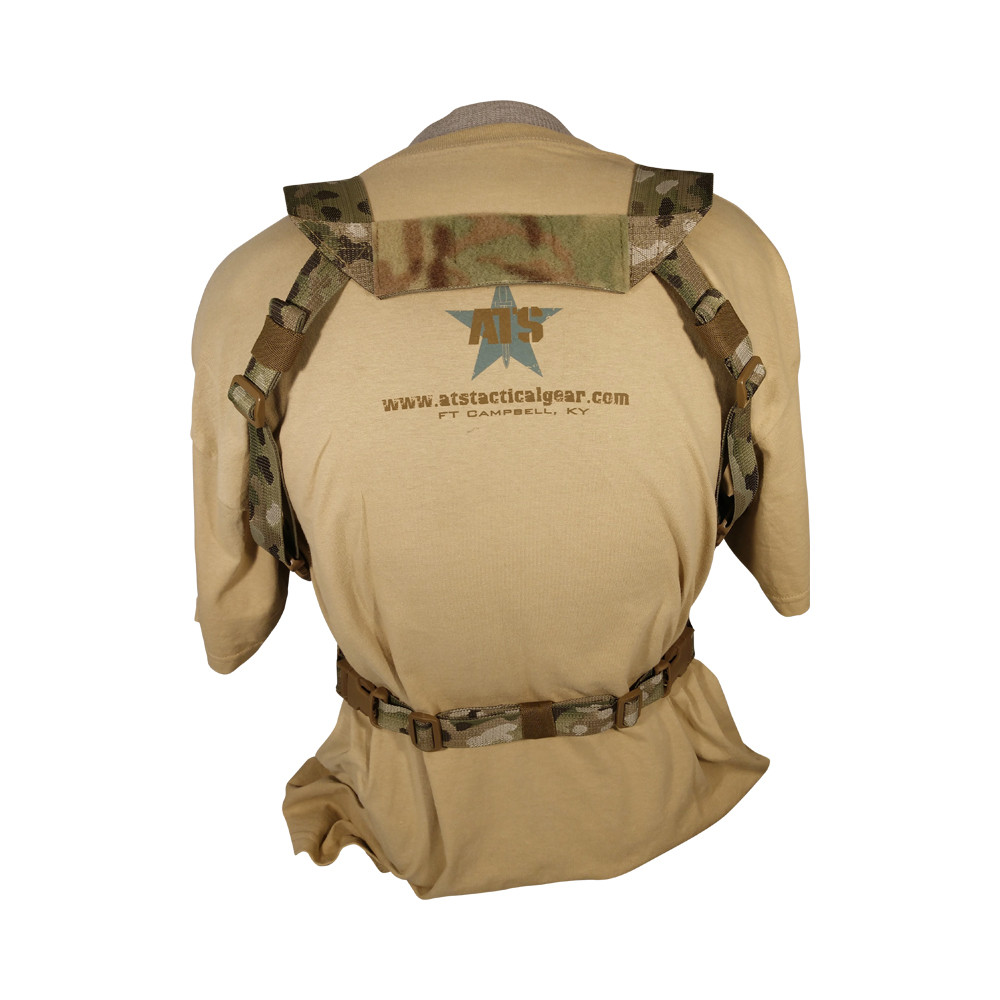 SLIMLINE II SLICK CHEST HARNESS