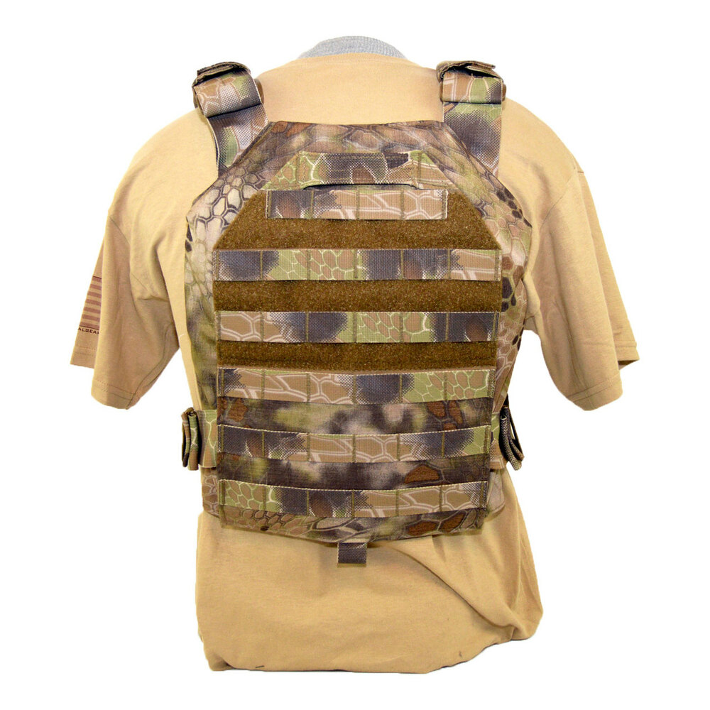 ATS Tactical Gear Aegis Plate Carrier V1 with Highlander Rear
