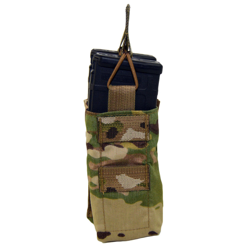 ATS Tactical Gear Double M4 Stacked Shingle in Multicam