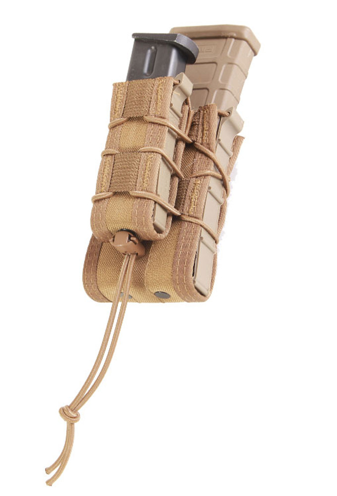 Coyote Brown Rifle and Pistol Mags