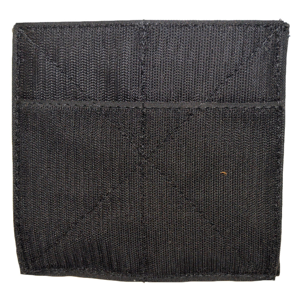 ATS Tactical Gear CAP Double Rifle Mag Shingle in Black - Backside