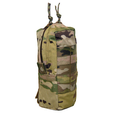 ATS Tactical Gear Small Upright GP Pouch in Multicam
