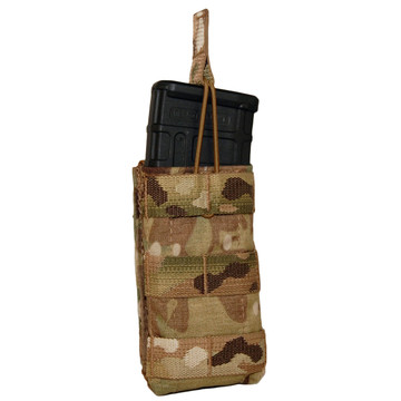 ATS Tactical Gear Tall-Single M4 Magazine Pouch in Multicam