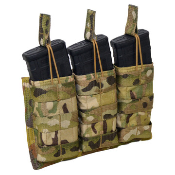 ATS Tactical Gear Triple M4 Mag Shingle in Multicam