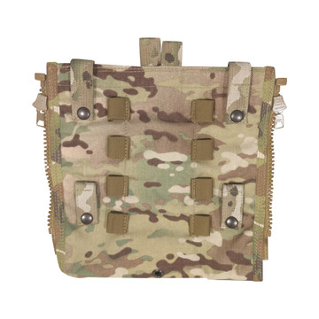 """ATS CRYE BACK PANEL WITH 9.5""""X 5"""" Pouch"""