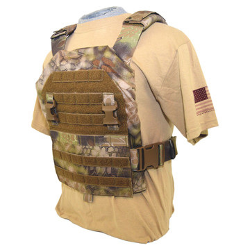 ATS Tactical Gear Aegis Plate Carrier V1 in Highlander