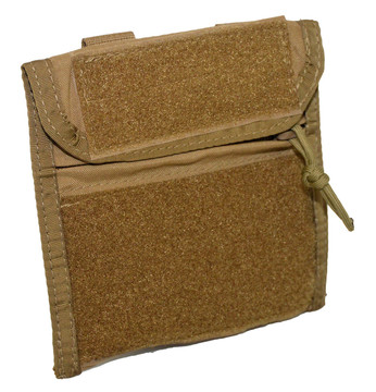 ATS Tactical Gear Micro Admin Pouch in Coyote Brown