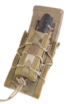 Multicam Rifle Mag and Light
