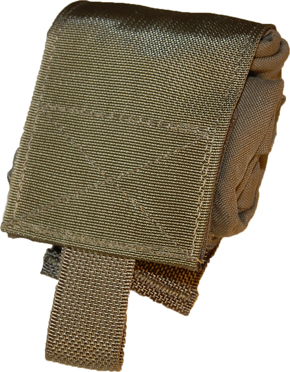 ATS Tactical Gear Roll-Up Dump Pouch in Ranger Green