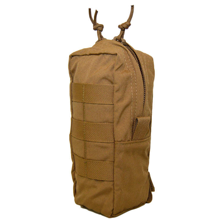 ATS Tactical Gear Small Upright GP Pouch in Coyote Brown