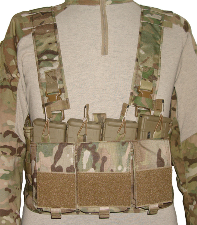 Mayflower 5.56 Hybrid Chest Rig in Multicam