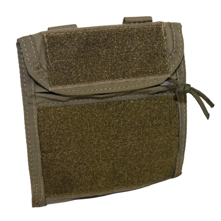 ATS Tactical Gear Micro Admin Pouch in Ranger Green